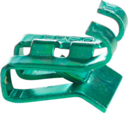 Picture for category Green Grounding Clips