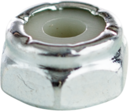 Picture for category Nylock Hex Nuts