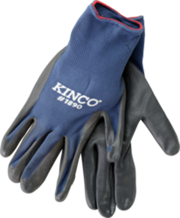 Picture for category Nitrile Palm Coated Glove