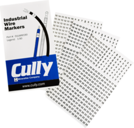 Picture for category Wire & Cable Marker Books