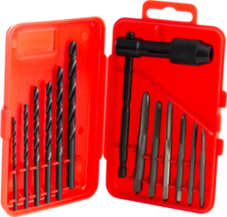 Picture for category Carbon Steel Taps & Drill Set